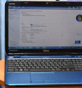 Ноутбук Dell Inspiron N5110 + подарок ноутбук Dell