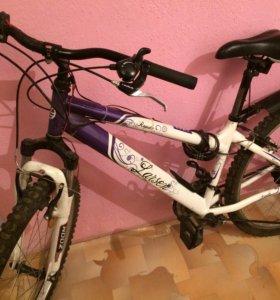 Велосипед Larsen Rapido женский