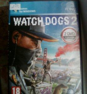 Игра WATCH DOGS2
