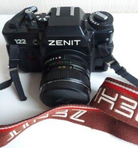 """Фотоаппарат """"Зенит-122"""""""