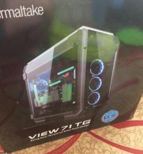 Компьютерный корпус Therlmaltake View 71 TG