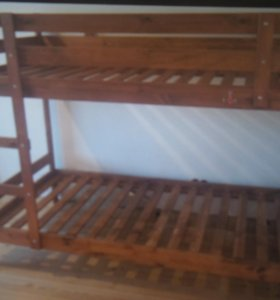 Кровать двухэтажная (ИКЕЯ)