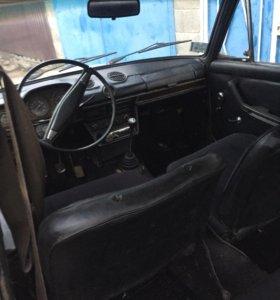ВАЗ (Lada) 2106, 1986