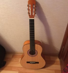 Акустическая гитара (Homage) + чехол в подарок