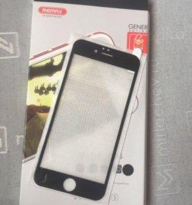 Защитное стекло 3D для IPhone 6/6s!
