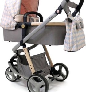 Детская коляска Anex Zana Putti 2 в 1