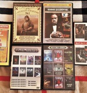 ДВД диски 6 шт