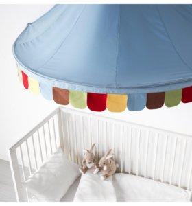 Полог для детской кроватки