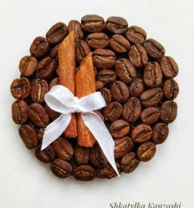 Магнит со вкусом кофе и корицей!