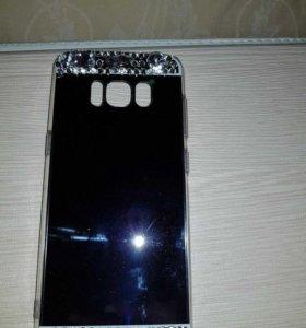 Бампер Samsung GALAXY C8