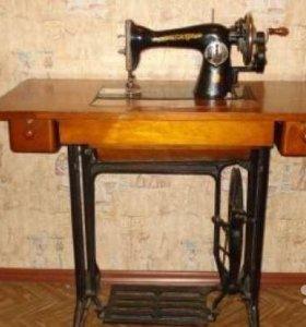 Швейная машина ножного и ручного привода