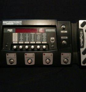 Гитарный процессор Digitech RP 500