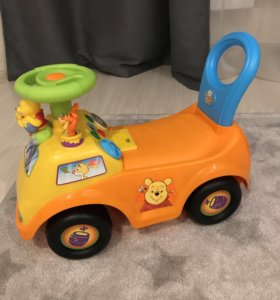 Машина каталка детская