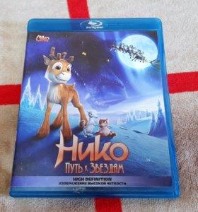 Мультфильм Нико (Blu-Ray)