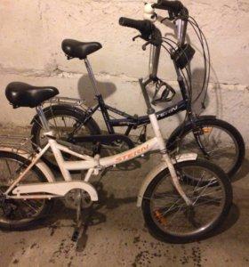 Велосипеды цена за два