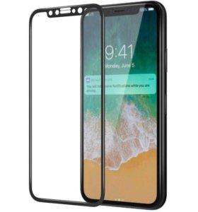 Пленка на экран iPhone X