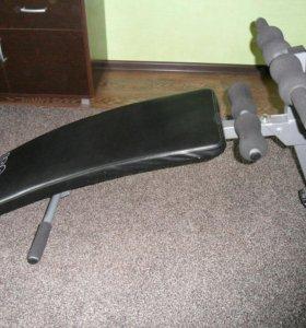 Скамья для пресса Iron Body