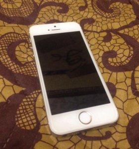 iPhone 5s 16gb (Белый)