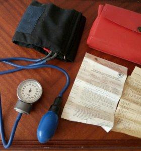 Аппарат для измерения давления. Тонометр. СССР
