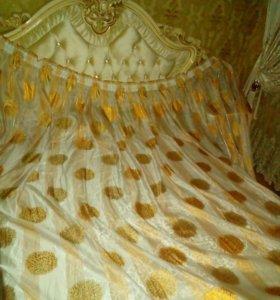Тюль 7 метров занавески шторы