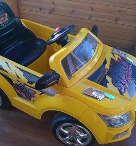 Машина на АКБ