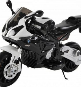 Детский мотоцикл BMW RR