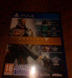 Destiny 1 для PlayStation 4
