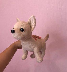 Мягкая игрушка-собака