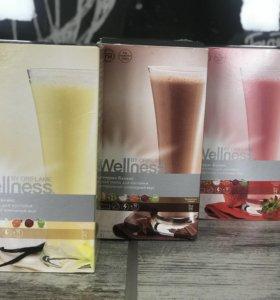 Белковый коктейль орифлэйм Вэлнесс