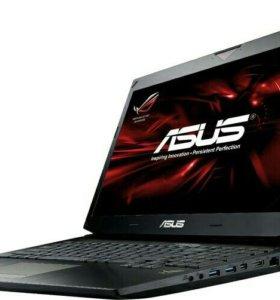 Продам или обменяю игровой ноутбук ASUS ROG G750JX