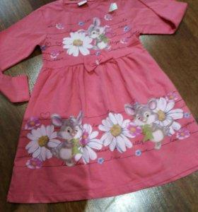 Новые платья на 6 л