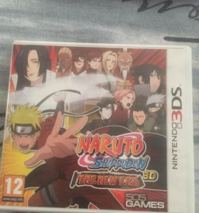 Игра Naruto Shippuden New Era