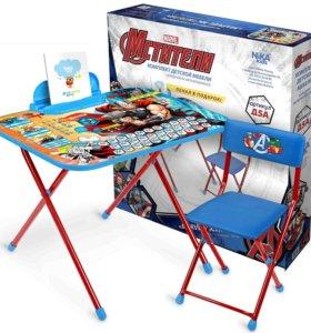 Комплект детской мебели Disney «Мстители»
