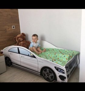 Кровать Машинка, доставим.