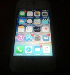 iPhone 4s подарок чехол и повер банк