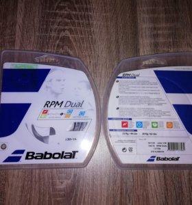 Струна для большого тенниса Babolat RPM Dual