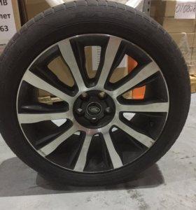 Колёса Range Rover Vogue
