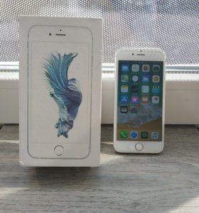 iPhone 6s 64GB Silver REF New
