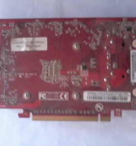 XFX GF 9800GT 550M 512MB DDR3 HDMI DVI PCI-E