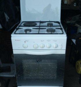 гефест 3110-03 газоэлектрическая плита
