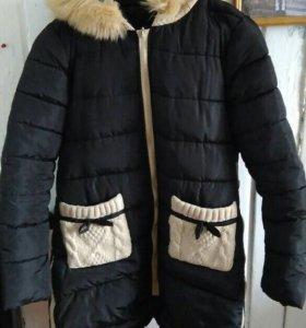 Куртка осень-зима, XXL