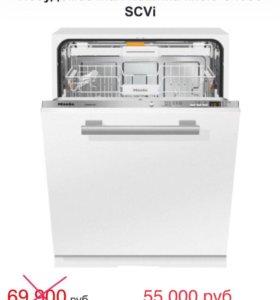 Посудомоечная Машина G4980SCVI