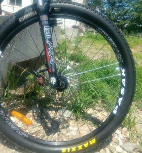 Горный велосипед.найнер хардтейл кастом