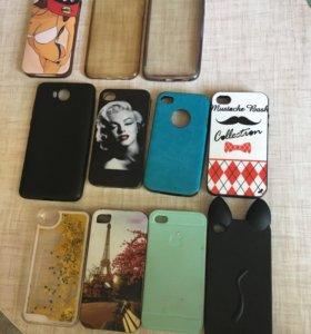 Чехлы iPhone 4,4s,6,6s