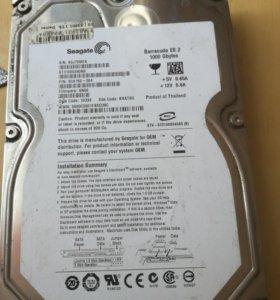 Жесткий диск на 1тб внутренний для компьютера