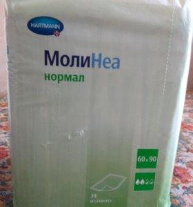 Впитывающие пеленки molinea (молинеа) 30шт