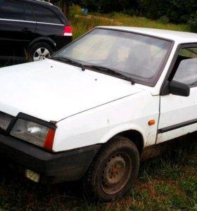 ВАЗ (Lada) 2109, 1996