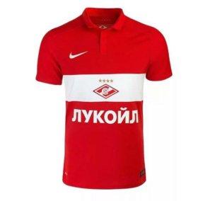 Футболка Спартак игровая