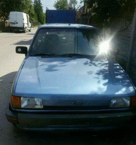 Ford Fiesta, 1986