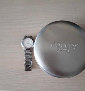 Часы немецкой фирмы BOCCIA (titanium)